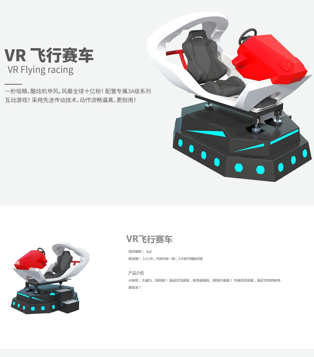 VR飞行赛车插图