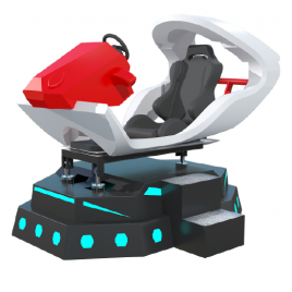 VR飞行赛车