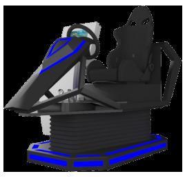VR钣金赛车
