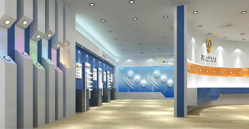 如何打造一个炫酷多媒体数字展厅?